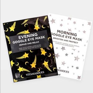 Vitamasques: Set of morning & evening eye mask